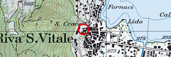 Atelier M. E. Houck complesso della Croce Riva san Vitale