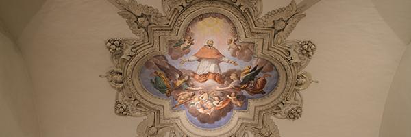 Chiesa di san Carlo Lugano-concerto inaugurazione restauri
