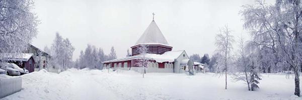 Centro Parrocchiale S. Famiglia - Oulu - Finlandia
