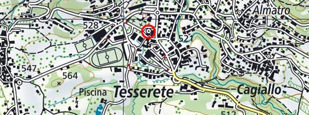 Chiesa di santo Stefano a Tesserete